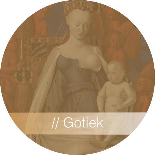 Kunstgeschiedenis - Gotiek