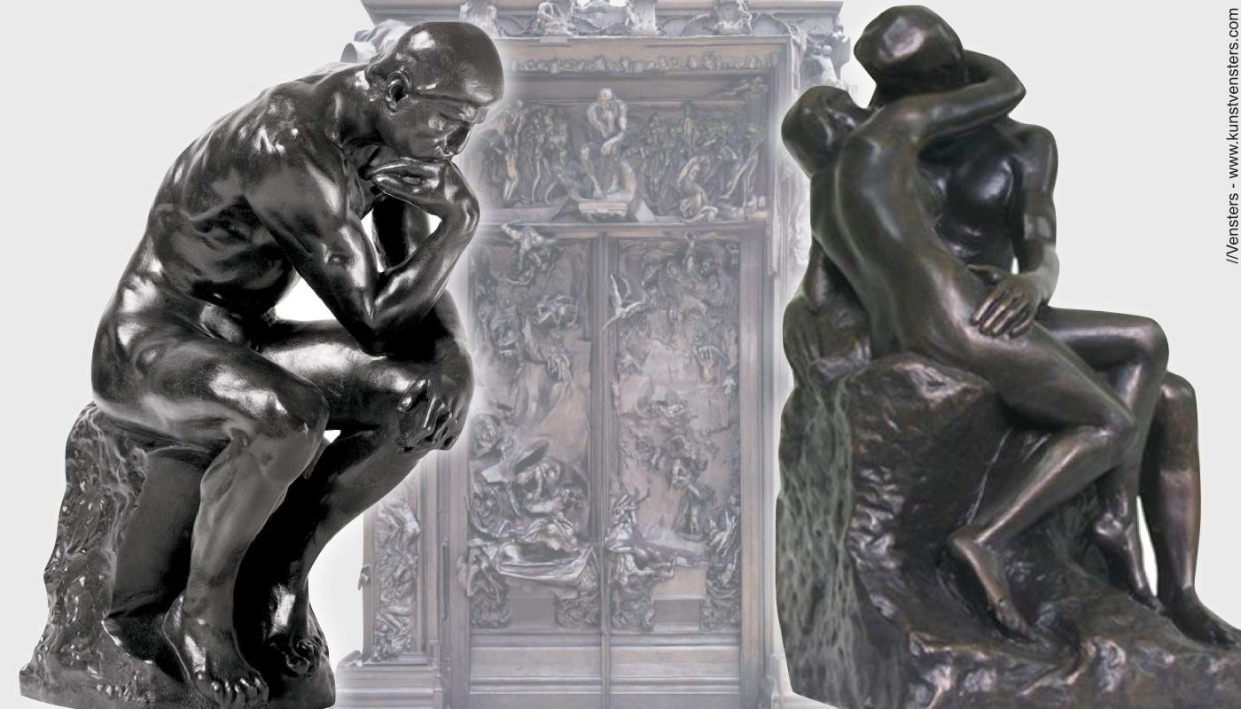 Rodin Denker Kus Hellepoort