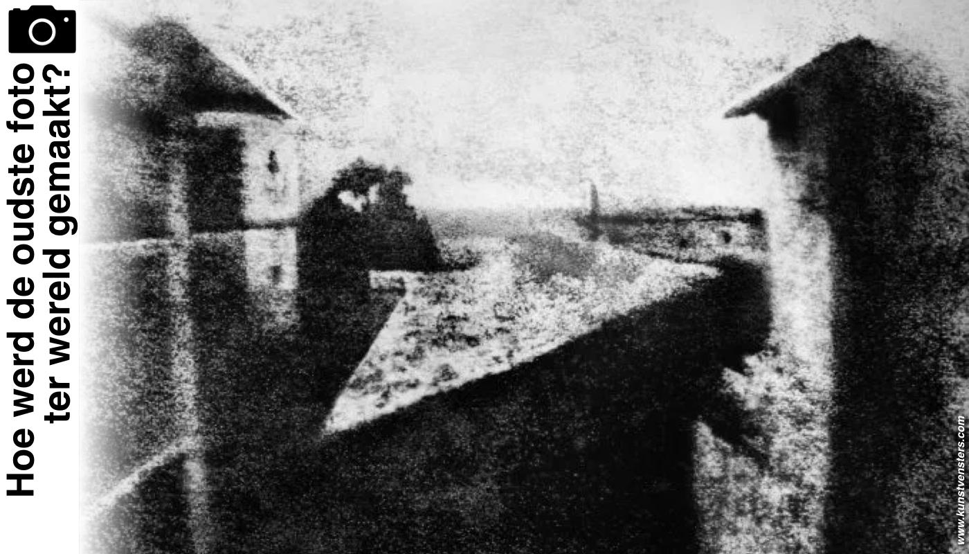 Oudste Foto ter Wereld